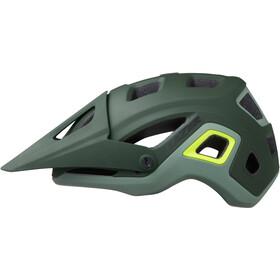 Lazer Impala Helm schwarz/grün